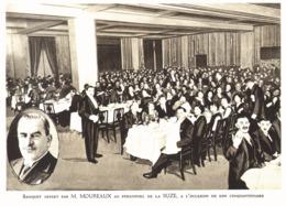 """PUB  """" SUZE """"    1933 ( 4 ) - Autres"""