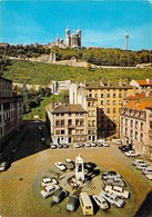69 - Lyon - La Place Saint Jean Et La Colline De Fourvière - Autres