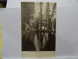 CPA 63, Chateau Du Champ Par AMBERT 1906 TBE - France