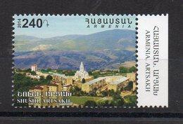 ARMENIE - ARMENIA - SHUSHI - ARTSAKH - EMISSION COMMUNE - JOINT ISSUE - 2014 - - Arménie