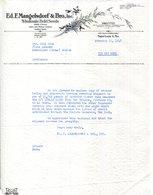 ETATS UNIS.SAINT LOUIS.FIELD  SEEDS.ED.F.MANGELSDORF & Bro.INC.(P.J) - Etats-Unis