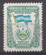 El Salvador 1949  Mi.nr: 662  Jahrestag Der Revolucion  Oblitérés - Used - Gebruikt - Salvador