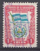 El Salvador 1949  Mi.nr: 664  Jahrestag Der Revolucion  Oblitérés - Used - Gebruikt - Salvador