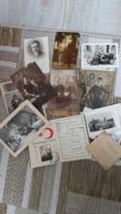 Gros Lot De Photos Anciennes Famille Ottoman - Personnes Anonymes