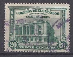 El Salvador 1944/46  Mi.nr: 603 Flugpost  Oblitérés - Used - Gebruikt - Salvador