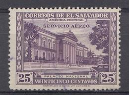 El Salvador 1944/46  Mi.nr: 604  Flugpost  Oblitérés - Used - Gebruikt - Salvador