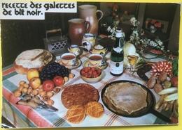 (3197) Recette Des Galettes De Blé Noir - Recette Bretonne - Recettes (cuisine)