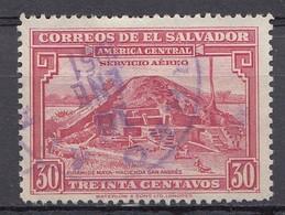 El Salvador 1944/46  Mi.nr: 605  Flugpost  Oblitérés - Used - Gebruikt - Salvador