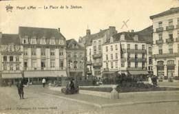 CPSM - Belgique -  Heist - Heyst - Place De La Station - Heist