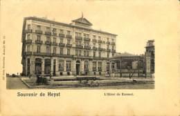 CPA - Belgique -  Heist - Heyst - L'Hôtel Du Kursaal - Heist