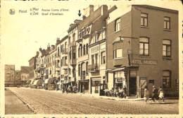 CPA - Belgique -  Heist - Heyst - Avenue Comte D'Ursel - Heist