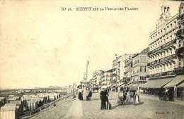 CPA - Belgique -  Heist - Heyst - Est La Perle Des Plages - Heist