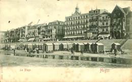 CPA - Belgique -  Heist - Heyst - La Plage - Heist