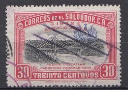 El Salvador 1944  Mi.nr: 601  Flugpost  Oblitérés - Used - Gebruikt - Salvador