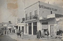 Tunisie )  TUNIS  - Souk Des Sacs - Tunisia