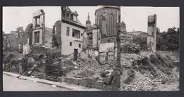 3 Ansichtskarten Koblenz Stadt Kriegsbeschädigte Gebäude - Cartes Postales