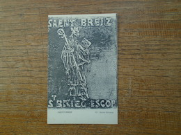 Carte Assez Rare , Saint-brieuc , Saent Breiz , St Briec Escop - Saint-Brieuc