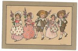 Illustrateur Florence HARDY  Enfants  Voyagé ....G - Hardy, Florence