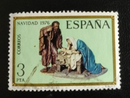 Espagne 1976 ES 2014 The Mystery Of The Nativity Noël   Religion - 1971-80 Used