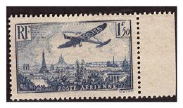 Timbre P A N° 9 Neuf ** Bord De Feuille - Airmail