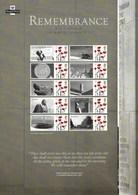 Gran Bretagna, 2010 CS12 L'Arboretum Nazionale In Ricordo Della Guerra Smiler, Con Custodia, Perfetto - Personalisierte Briefmarken