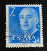 Espagne 1974 ES 1880 Franco General  Chef D'état   Dictateurs   Généraux   Hommes   Personnalités - 1971-80 Used