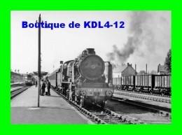 AL 527 - Train - Loco 141 C 118 En Gare - THOUARS - Deux Sèvres 79 - SNCF - Thouars