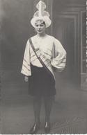 CARTE PHOTO - LES SABLES D'OLONNE - VENDÉE - UNE MISS DE 1935 - Autres Communes