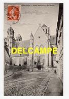 DD / 21 CÔTE D'OR / DIJON / EGLISE SAINT-MICHEL : PORTAIL D' ENTRÉS DE LA RUE BUFFON / 1911 - Dijon