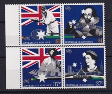 Australia: 1988   Bicentenary Of Australian Settlement (Series 13)   MNH - 1980-89 Elizabeth II