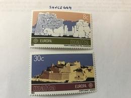 Malta Europa 1983   Mnh - Europa-CEPT