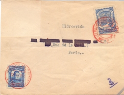 AIR MAIL COLUMBIA RED SPECIAL POSTMARK COVER   (FEB201353) - Colombia