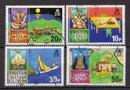 Tristan Da Cunha Used Set - Childhood & Youth