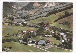 CPSM.  15 X 10,5  -   ENTREMONT  (Hte-Savoie)  - Vue Générale - France
