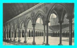 A776 / 335 50 - LE MONT SAINT MICHEL Cloitre Abbaye - Le Mont Saint Michel