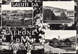 Saluti Da Valpone Di Canale - Cuneo