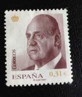 Espagne 2008 ES 3992 King Juan Carlos I Chef D'état   Hommes   Personnalités   Rois   Royauté - 2001-10 Used