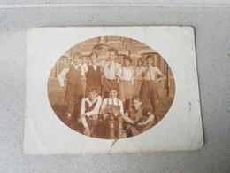 Photo Originale  Genval Scout Patro Balle Pelote Groupe De Joueurs - Non Classés