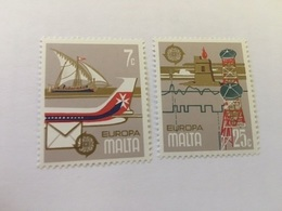 Malta Europa 1981   Mnh - Europa-CEPT