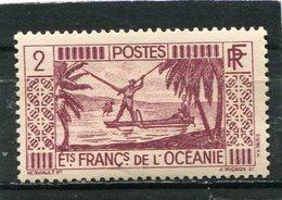 OCEANIE  N°  85 **  (Y&T)   (Neuf) - Oceanië (1892-1958)