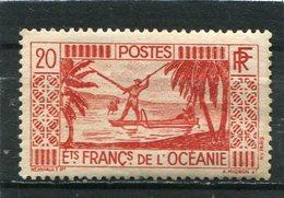 OCEANIE  N°  91 **  (Y&T)   (Neuf) - Oceanië (1892-1958)