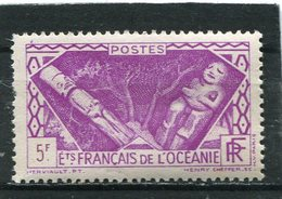 OCEANIE  N°  118 **  (Y&T)   (Neuf) - Oceanië (1892-1958)