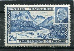 OCEANIE  N°  139 **  (Y&T)   (Neuf) - Oceanië (1892-1958)