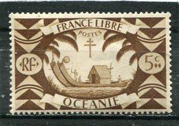 OCEANIE  N°  155 **  (Y&T)   (Neuf) - Oceanië (1892-1958)