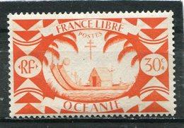 OCEANIE  N°  158 **  (Y&T)   (Neuf) - Oceanië (1892-1958)