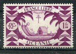 OCEANIE  N°  161 **  (Y&T)   (Neuf) - Oceanië (1892-1958)