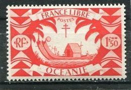 OCEANIE  N°  162 **  (Y&T)   (Neuf) - Oceanië (1892-1958)
