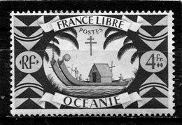 OCEANIE  N°  165 **  (Y&T)   (Neuf) - Oceanië (1892-1958)