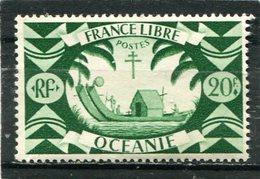 OCEANIE  N°  168 **  (Y&T)   (Neuf) - Oceanië (1892-1958)