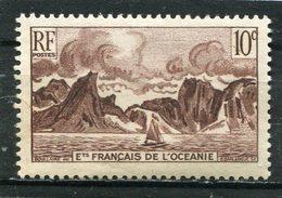 OCEANIE  N°  182 **  (Y&T)   (Neuf) - Oceanië (1892-1958)